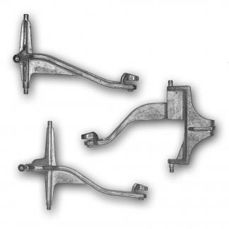 VW T4 Heater Control Arm Repair Set